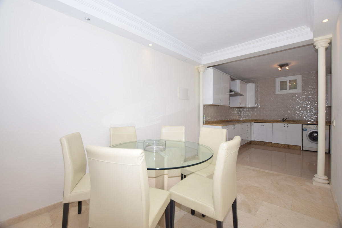 4 Bedroom Ground Floor Apartment For Sale Nueva Andalucía
