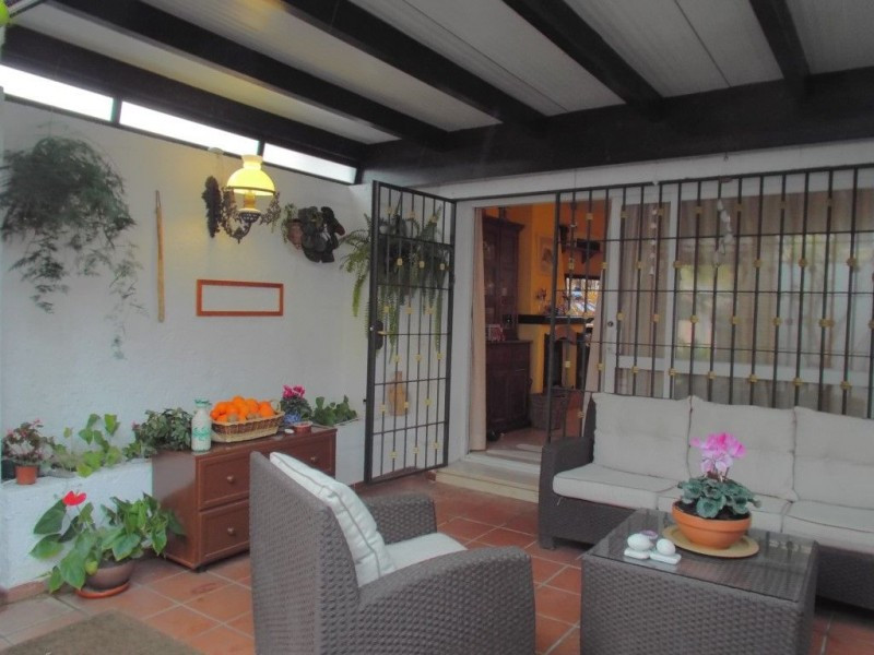 Charming beach-side cottage situated in a small gated community of bungalows a mere 20 meters from t, Spain