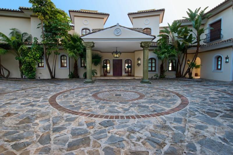 Freistehende Villa in La Zagaleta