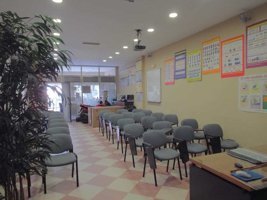 Negocio en San Pedro de Alcántara