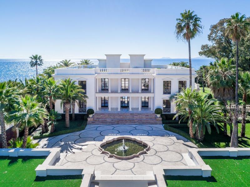 Freistehende Villa in Guadalmina Baja