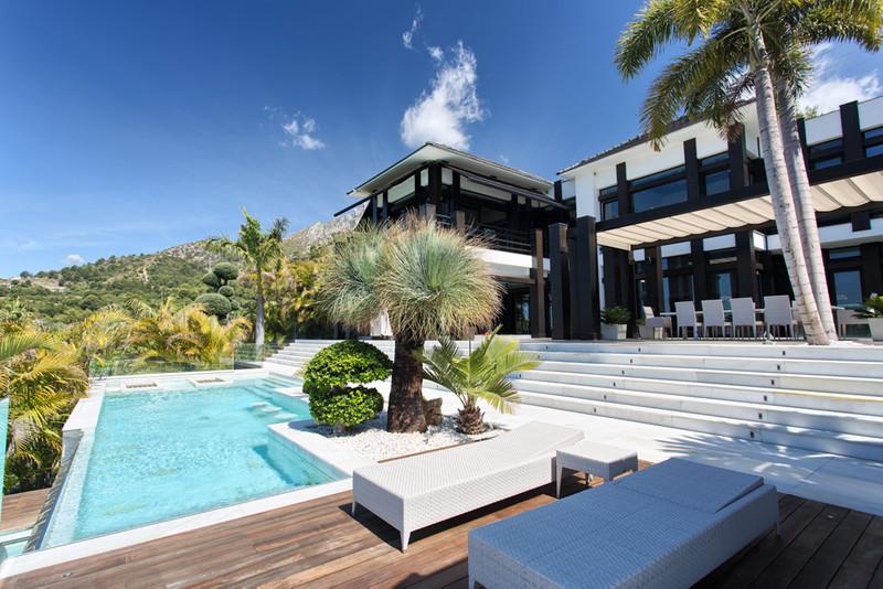 Freistehende Villa in The Golden Mile
