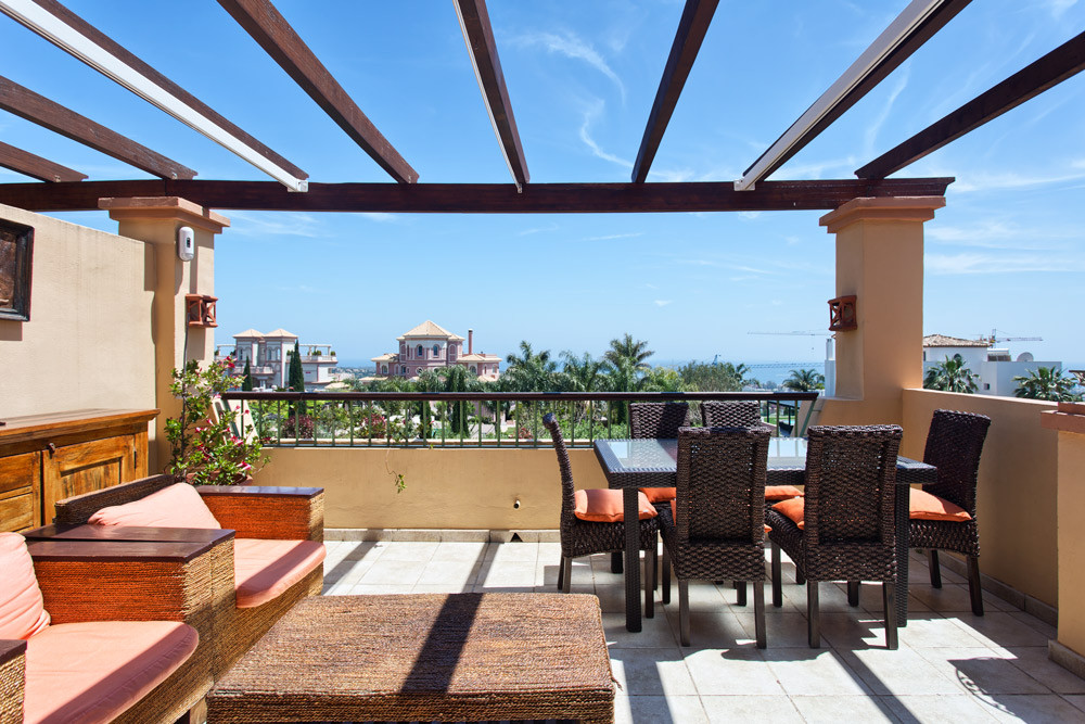 Penthouse for sale in Benahavís