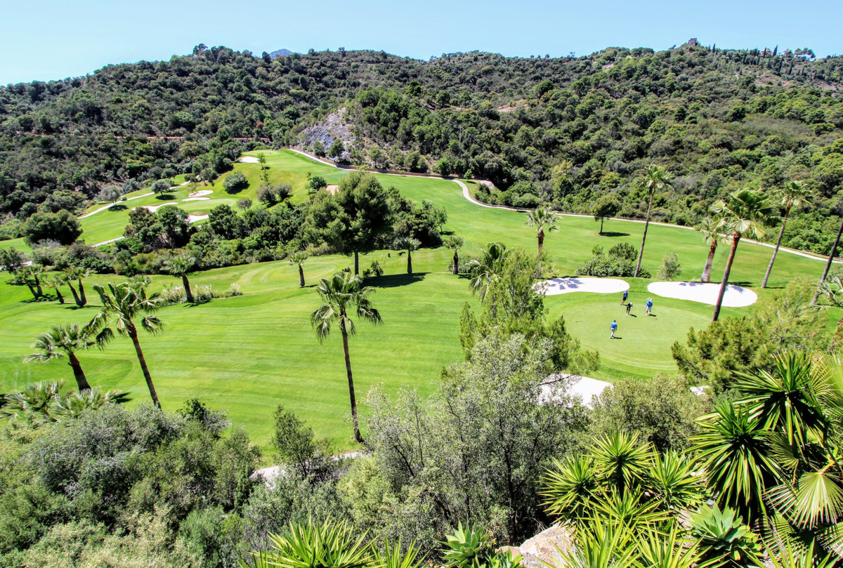 Luxury Villa at front line golf position in renowned Los Arqueros Golf & Country Club. This eleg, Spain