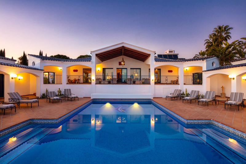 Freistehende Villa in El Madroñal