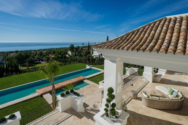 Freistehende Villa in Marbella