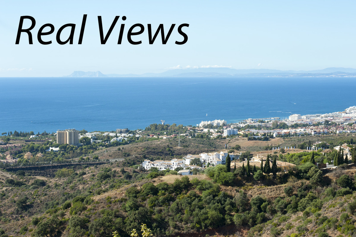 Luxury Modern Apartment For Sale in Marbella  On one of the best positions with the best views in th,Spain