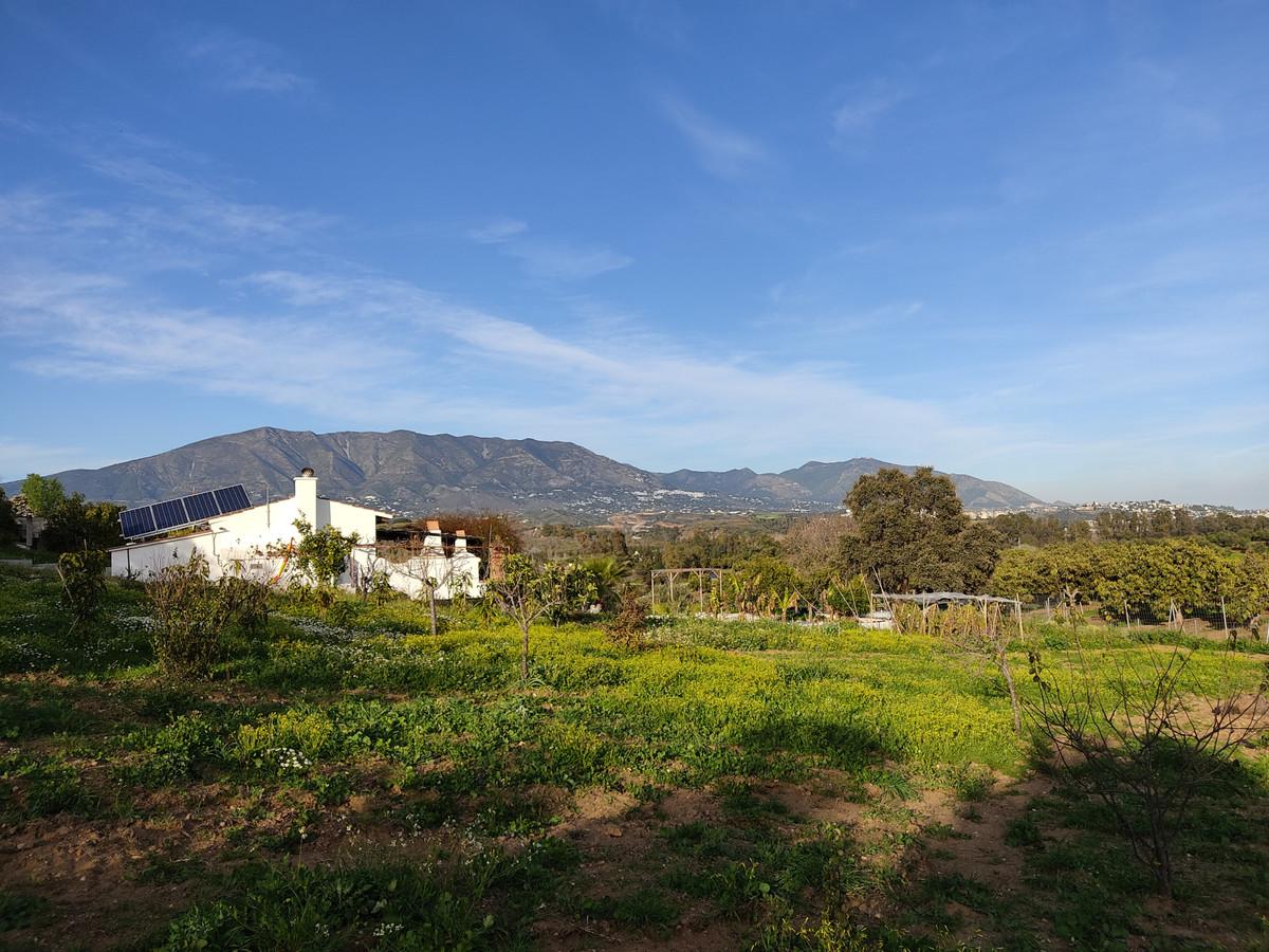 Villa  Finca en venta   en La Cala de Mijas