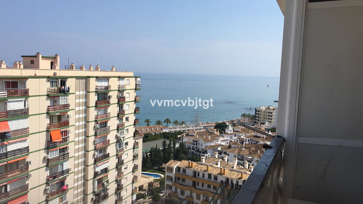 Middle Floor Studio, Benalmadena Costa, Costa del Sol. 1 Bedroom, 1 Bathroom, Built 31 m², Terrace 6, Spain