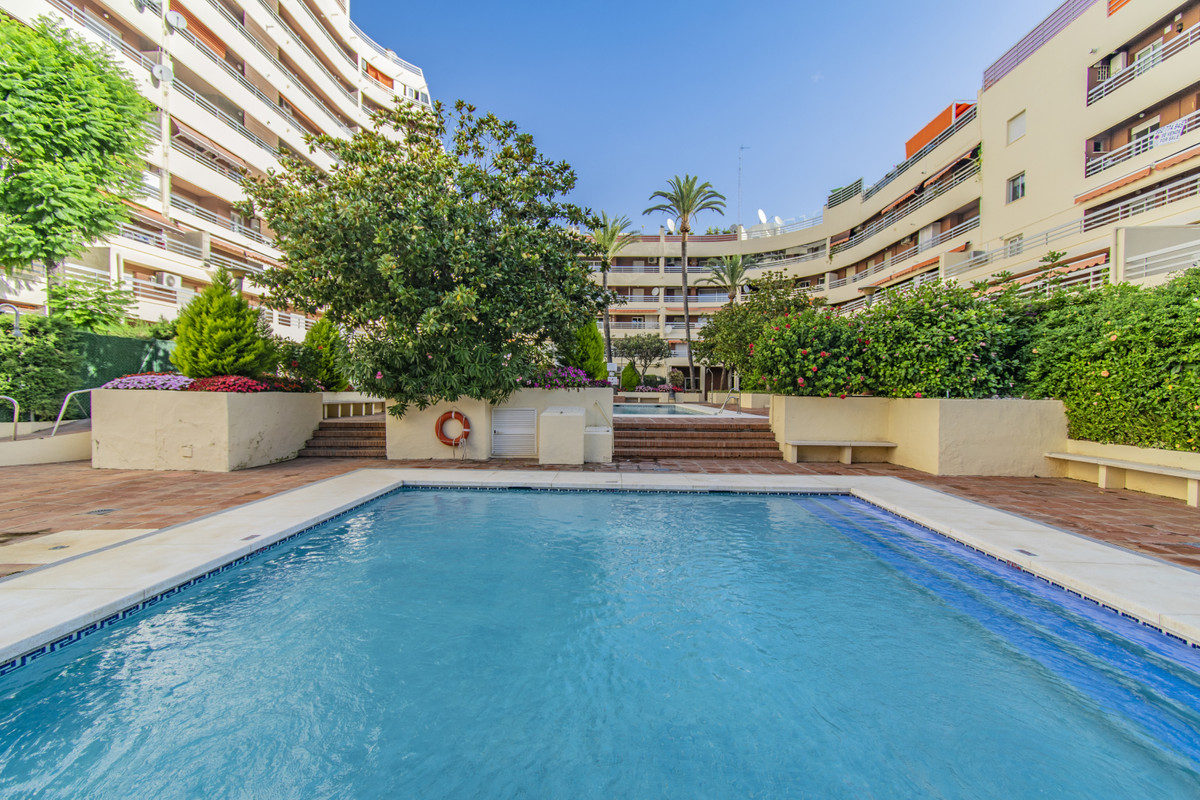 OPPORTUNITY NEXT TO THE BEACH IN THE CENTER OF MARBELLA Ground floor studio with direct access to th,Spain