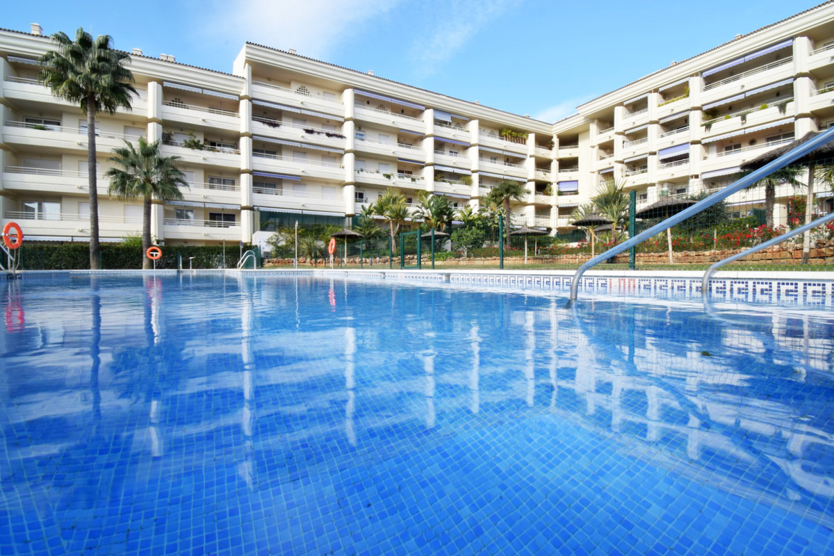 Opportunity on the Golden Mile of Marbella! Ground floor studio with private garden of 17m2, located,Spain