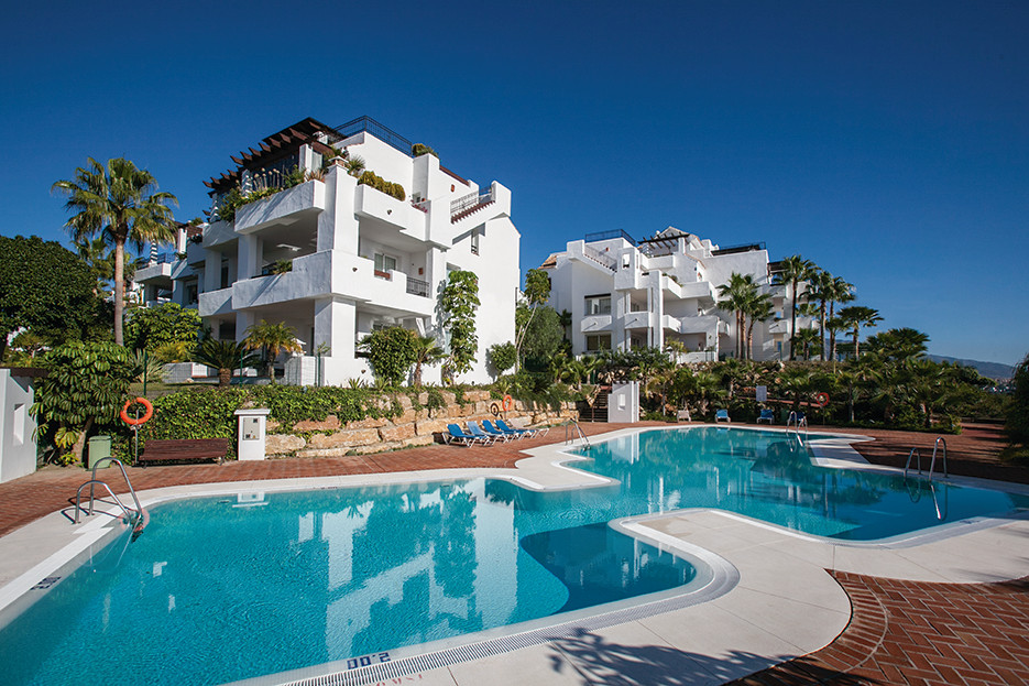 Excellent luxury property in one of the most sought after area of the Costa del Sol! Magnificent pro,Spain