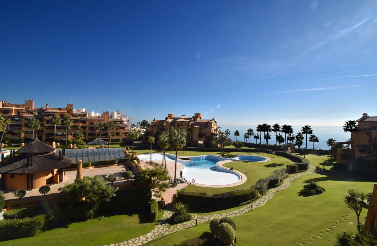 LUXURY FIRST LINE BEACH PROPERTY  WITH SEA VIEWS NEXT TO ESTEPONA Luxurious property, located in one, Spain