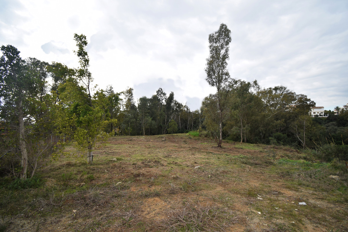 OPPORTUNITY NEXT TO THE GOLDEN MILE OF MARBELLA Excellent plot ready to be developed, in one of the ,Spain