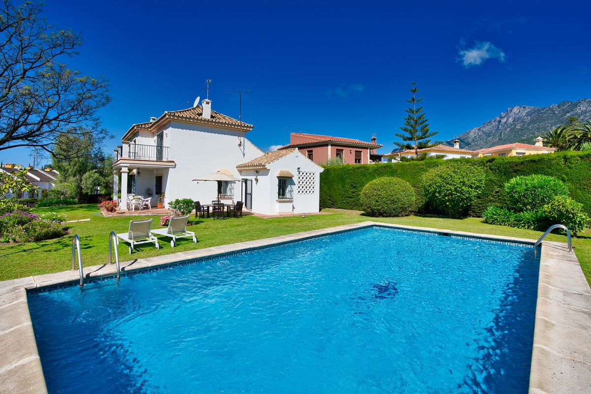 Large property with lots of potential in Marbella, just a few minutes from the center of Marbella wi,Spain