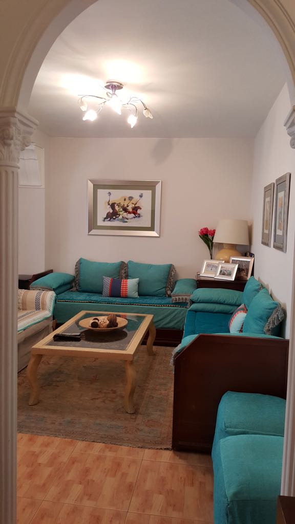 """Property with three bedrooms in the """"Miraflores"""" Marbella area, a few minutes walk from th,Spain"""