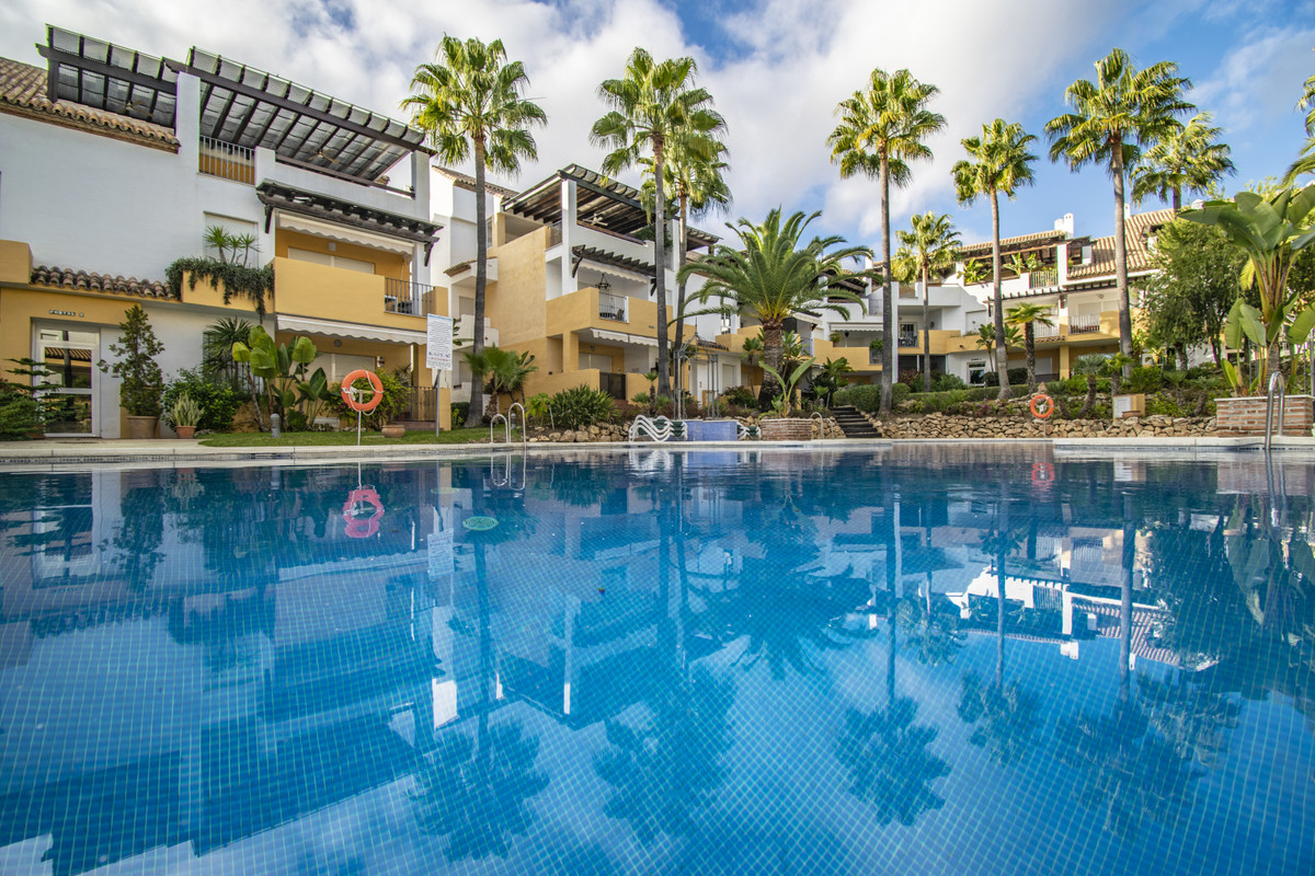 Ground Floor Apartment in Bahía de Marbella