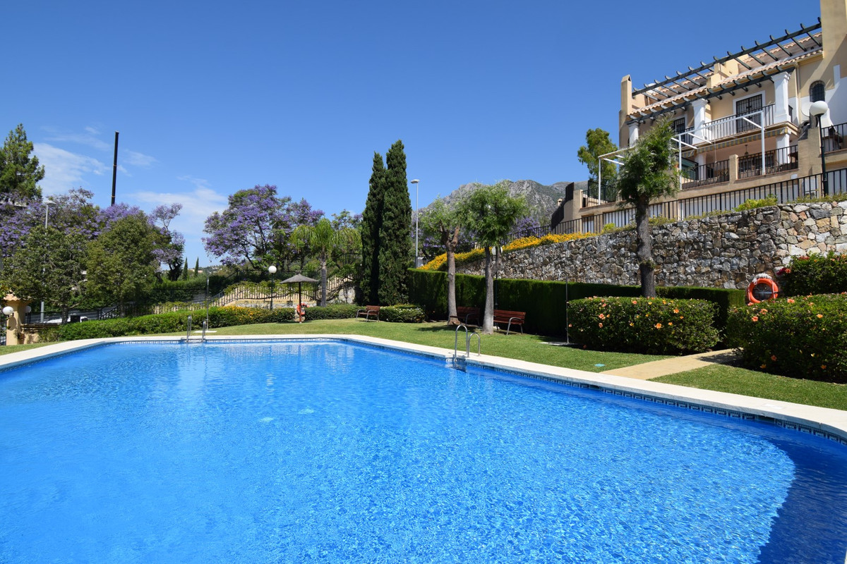 4 BEDROOMS TOWNHOUSE IN MARBELLA REDUCED FROM € 365,000 TO € 335,000 !! Large townhouse located in t,Spain