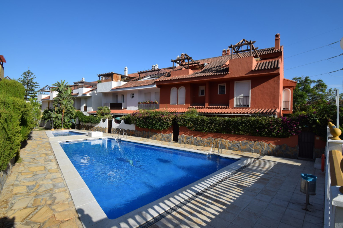 Excellent townhouse in Marbella, a few minutes from the center located in the area near the bus stat, Spain