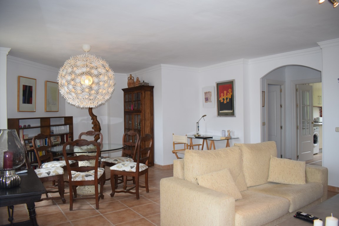 MARBELLA CENTER 3 BEDROOMS GARAGE + STOREROOM. Middle floor property with three bedrooms, two bathro, Spain