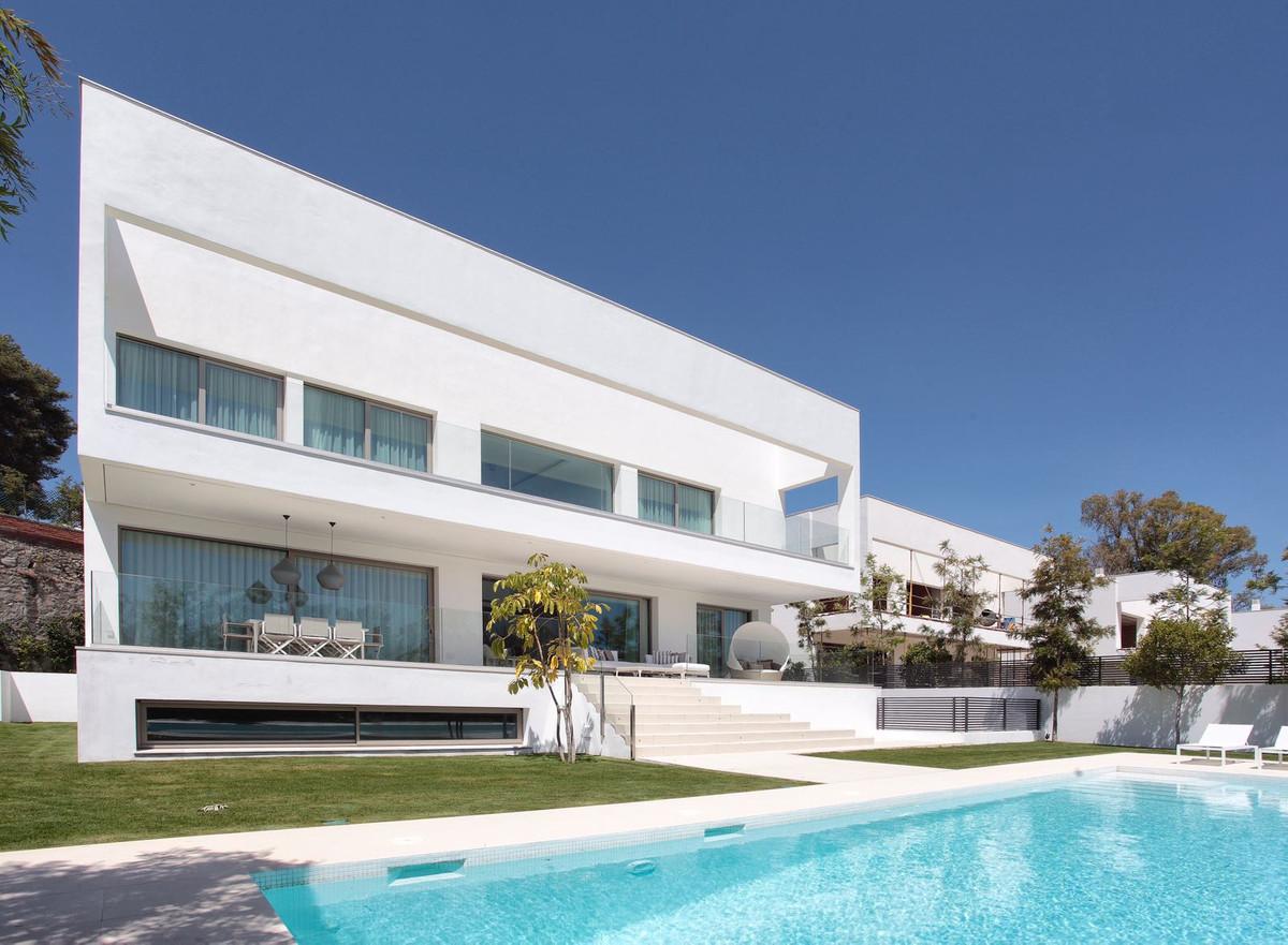 Marbella Banus Villa – Chalet en Venta en Guadalmina Baja – R3336673