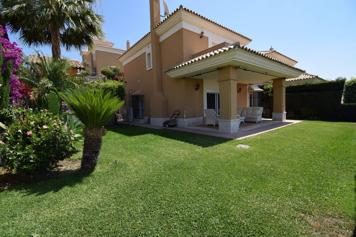 Excellent villa located in the area of Marbella East, short distance of the best beaches, next to th,Spain