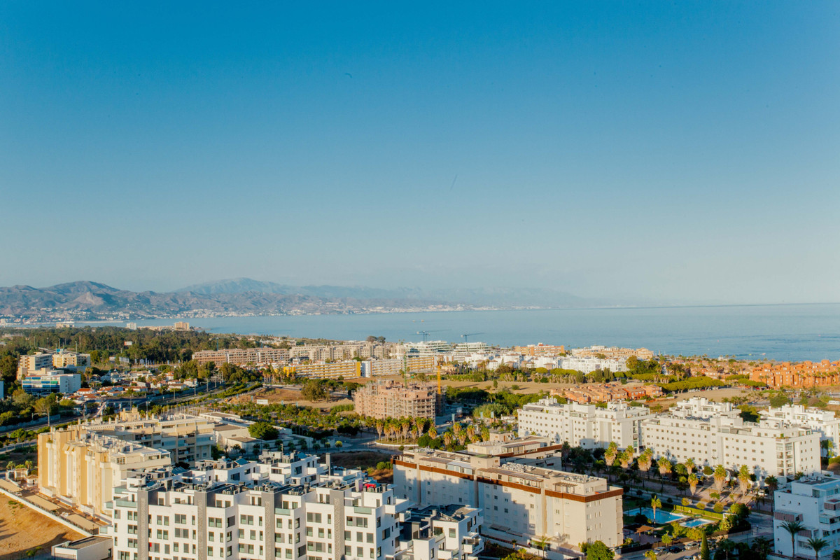 Very nice top floor Studio with amazing views  Located in a tourist area of ??the Costa del Sol, rea,Spain
