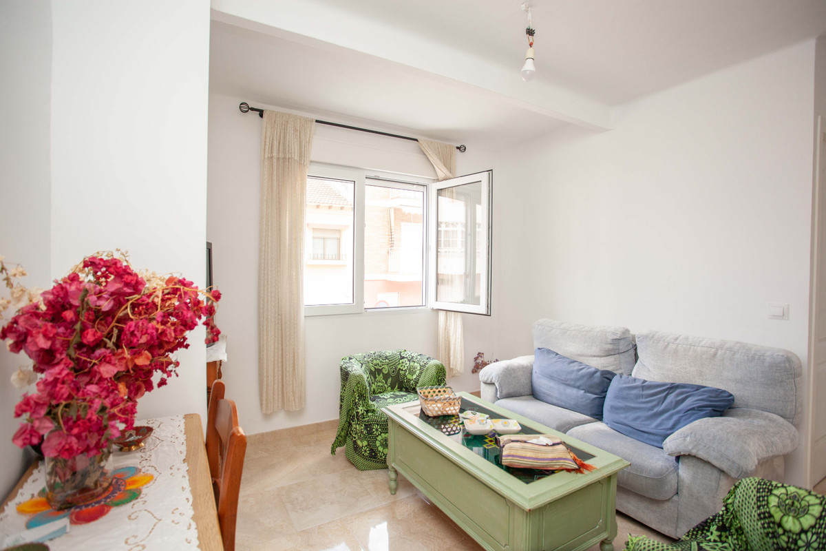 Bright 2 bedroom apartment in the center of Malaga  1st floor, with no elevator, built in 1969 but c,Spain