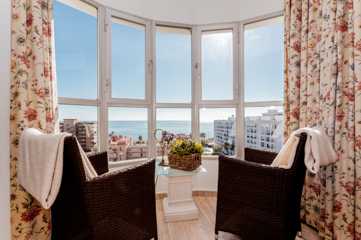 Modern and well-planned apartment with stunning sea views and generous natural light during all day,,Spain