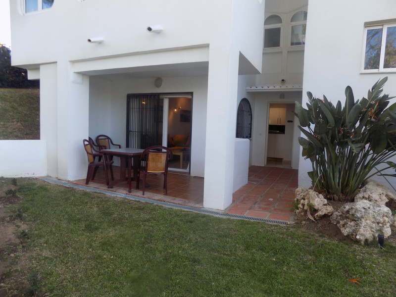 Marbella Banus Apartamento Planta Baja a la venta en Mijas – R3612587
