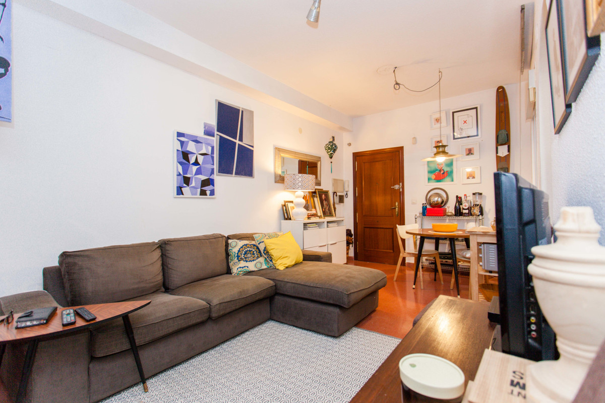 Studio apartment located in the Historic Center of Malaga. The studio has a roofed inner courtyard o,Spain