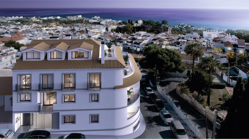 Middle Floor Apartment in Benalmadena for sale