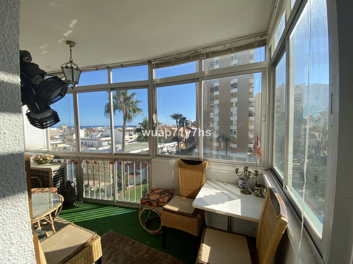 Apartment for sale Torremolinos in La Carihuela second line of the beach. This apartment has a lot o,Spain