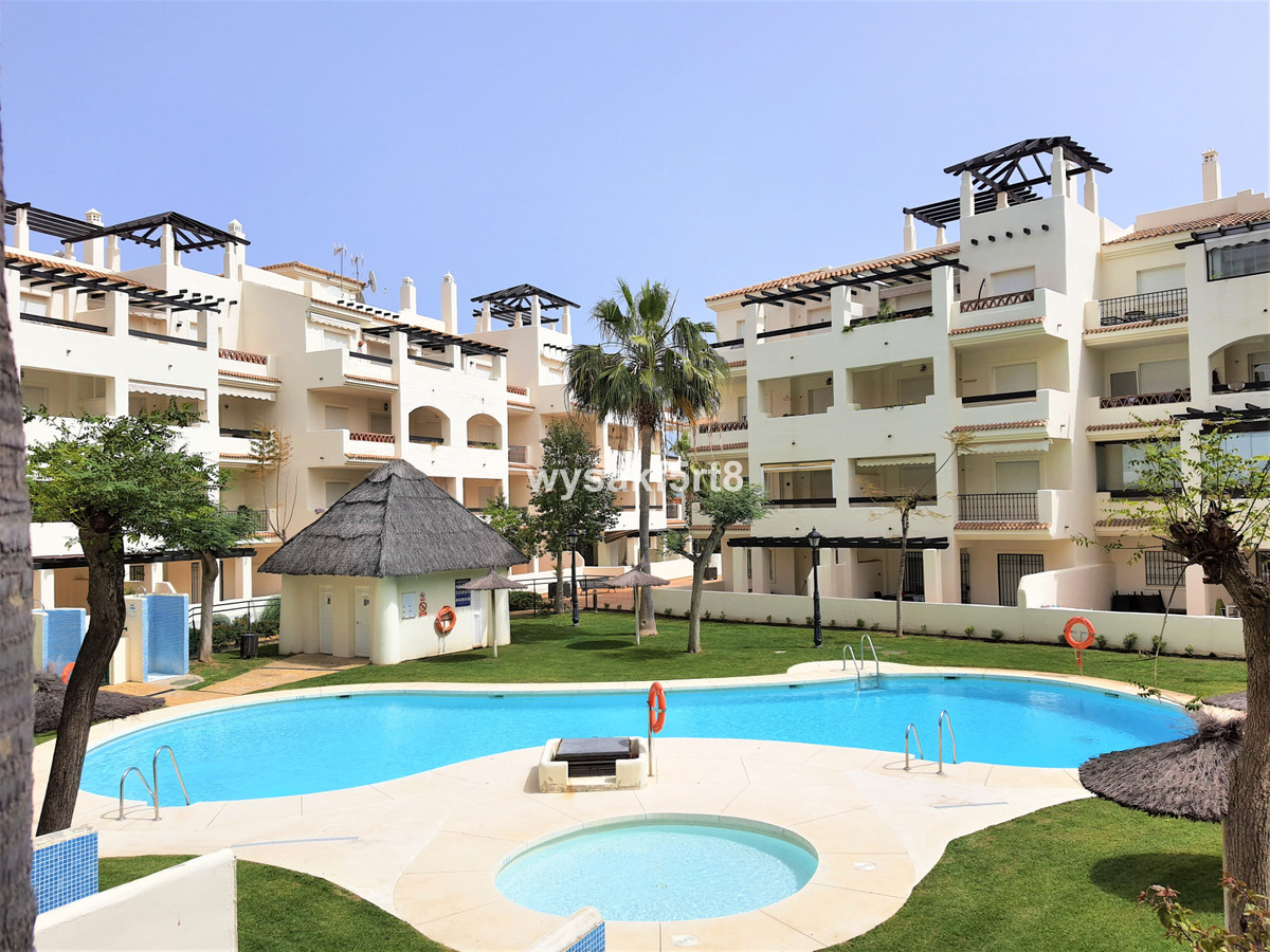 Fantastic apartment in the heart of San Luis de Sabinillas in the urbanization Residencial Duquesa, , Spain