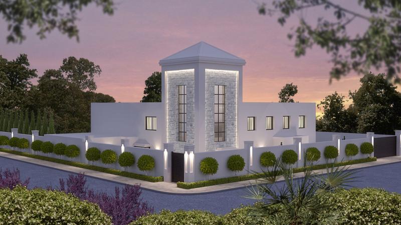 Villa – Chalet, Nueva Andalucía – R3569662