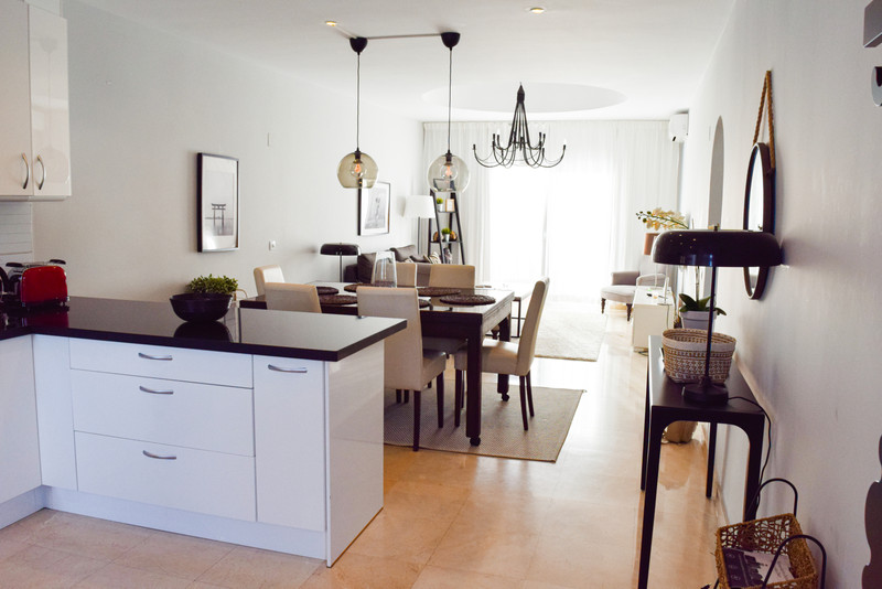 Marbella Banus Apartamento en Planta Última, Nueva Andalucía – R3585448