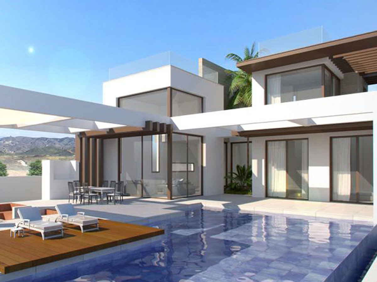 Urb. Seghers is considered one of the most sought after areas in the centre of Estepona, a prestigio, Spain