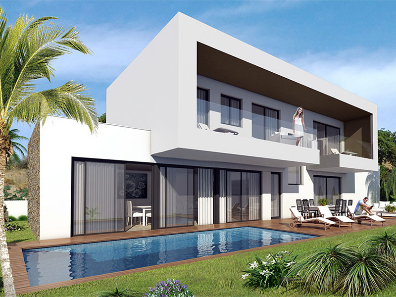 Location  Situated in the prestigious La Cala Golf resort this individual project is South facing, f, Spain