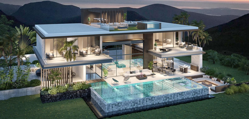 Villas for sale in Benahavis 21