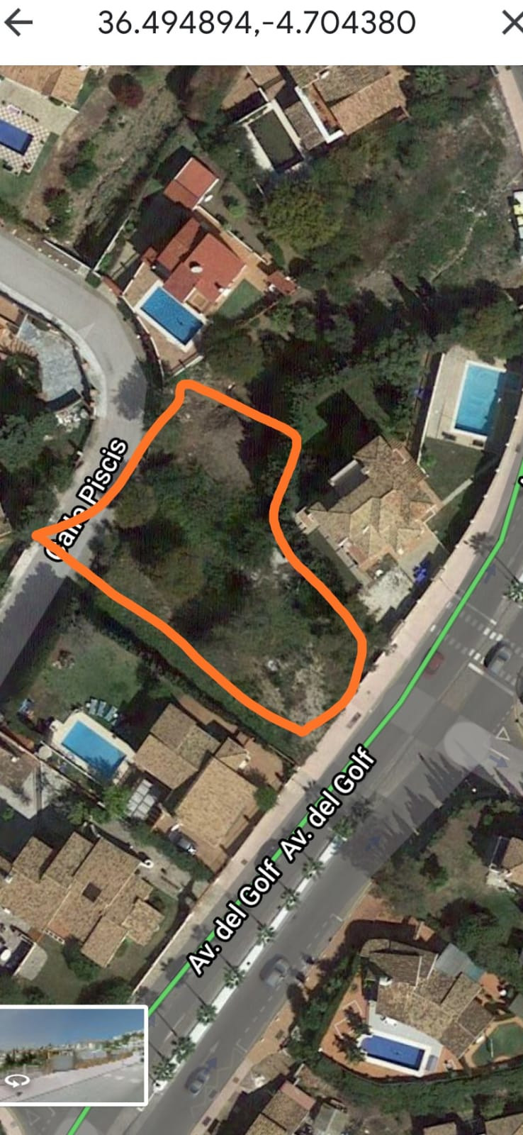 REDUCED PRICE  Investment opportunity this great plot within walking distance to local facilities is,Spain