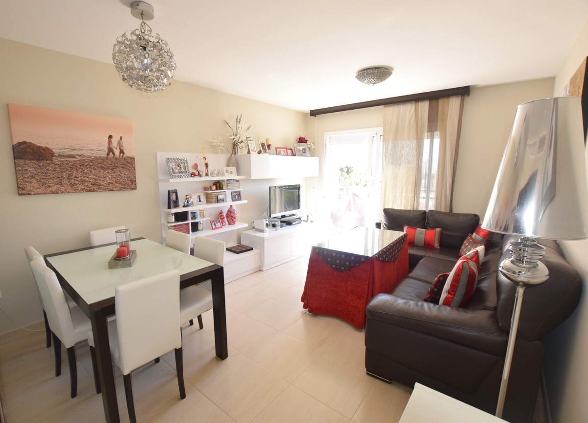 Apartment in excellent condition in building built in 2010 in the center of Fuengirola. The apartmen,Spain