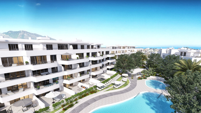 Ground Floor Apartment in Mijas