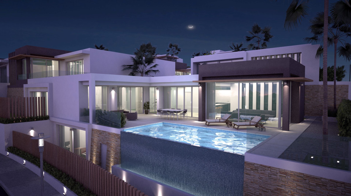 New Development: Prices from € 645,000 to € 845,000. [Beds: 3 - 4] [Baths: 3 - 4] [Built s,Spain