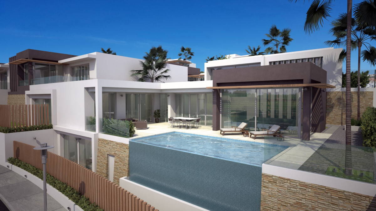 Great Living Smart Investment  Residential Luxury We are building twelve exclusive design villas wit,Spain