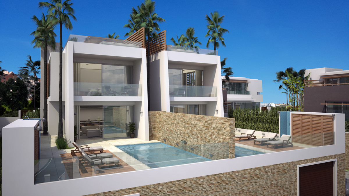 Great Living Smart Investment  RESIDENTIAL LUXURY: We are building twelve exclusive design villas wi,Spain