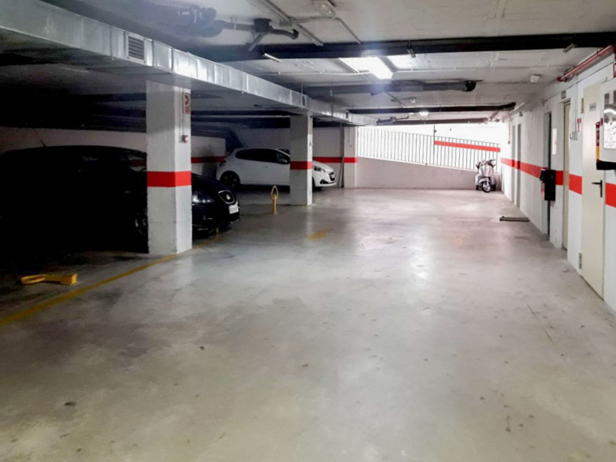 GARAGE IN LAS LAGUNAS. MIJAS. MALAGA.  For sale, a large garage space with an area of ??15.25 m2, lo,Spain