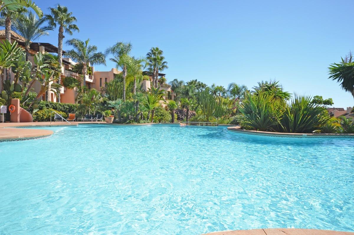 Marbella Banus Apartamento Planta Baja en Venta en The Golden Mile – R3704153