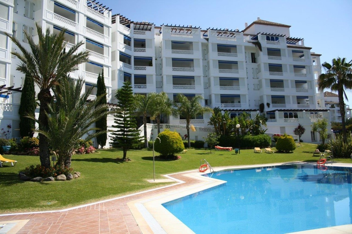 Brand new three bedroom, south facing apartment in the heart of Puerto Banus in a quality community , Spain
