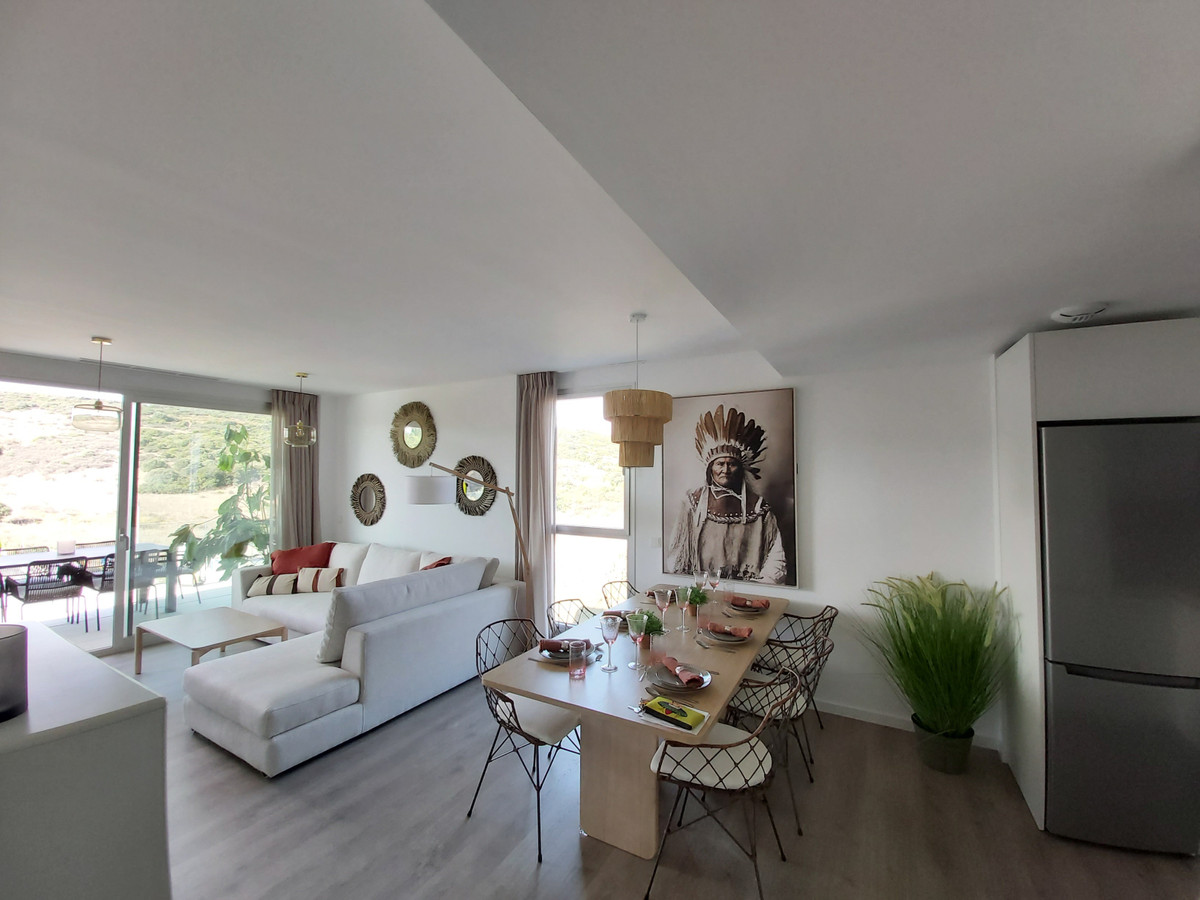 Nice apartment in a newly built urbanization, Serenity Collection, Estepona. 85 Sq m built and a lar Spain