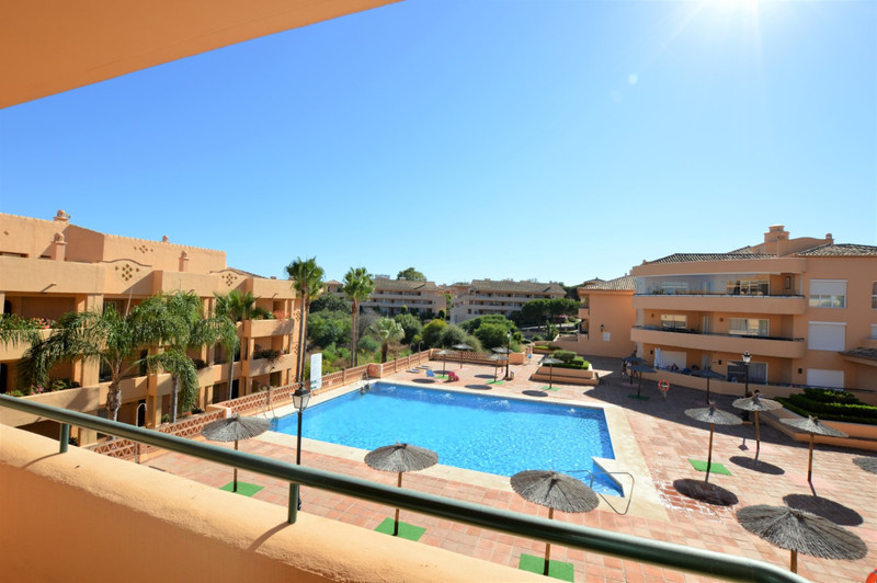 Middle Floor Apartment Elviria